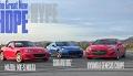 Mazda MX-5 vs Subaru BRZ vs Hyundai Genesis Coupe