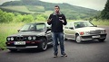 BMW E30 M3 vs Mercedes 190E 2,3 16V