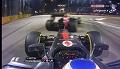 GP Singapuru 2012: Button vs Vettel