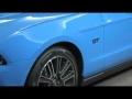 Ford Mustang 2010 - pierwsze video