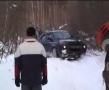 Hyundai Tucson - zimowa jazda
