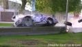 Wypadek kierowcy Porsche w Holandii