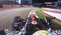 GP Singapuru 2013: Hulkenberg przepuszcza Pereza