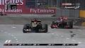GP Singapuru 2013: Raikkonen wyprzedza Buttona