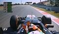 GP Hiszpanii 2014: Oderwane lusterko w bolidzie Pereza na treningu