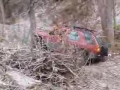 Opel Frontera A off-road