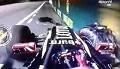 GP Singapuru 2014 - wypadek Maldonado na treningu