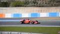Testy F1 przed sezonem 2015 w Jerez - dźwięk bolidów