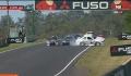Wypadek Damiena Flacka w serii towarzyszącej V8 Supercars