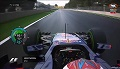 GP Meksyku 2015 - okrążenie z Verstappenem