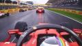 GP Turcji 2020 - start Vettela, P11 -> P4