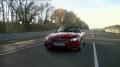 BMW Z4 sDrive35is podczas jazdy