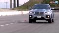 BMW X6 ActiveHybrid na torze