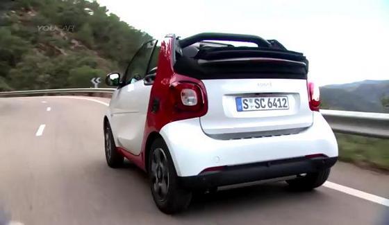 Smart Fortwo Cabrio w recenzji
