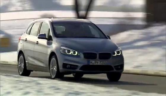 BMW 225xe Active Tourer - ekologiczny model w pe�nej okaza�o�ci