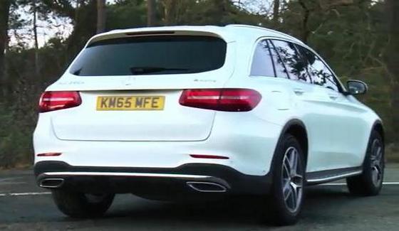 Mercedes GLC w obszernej recenzji