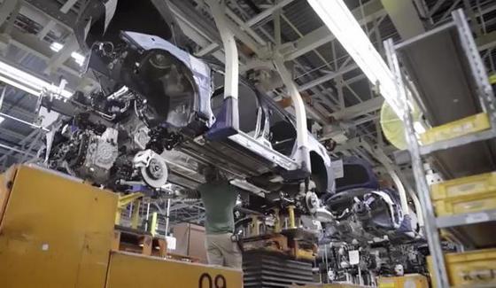 Hyundai prezentuje swoj� fabryk� w Alabamie