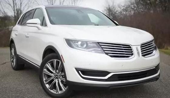 Lincoln MKX - AutoGuide testuje SUVa
