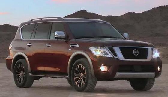 Nissan Armada - debiut nowego SUVa