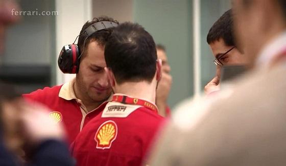 Ferrari odpala silnik bolidu F1 na sezon 2016