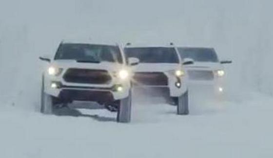 Toyota Tacoma TRD Pro - nowa wersja do zada� extremalnych
