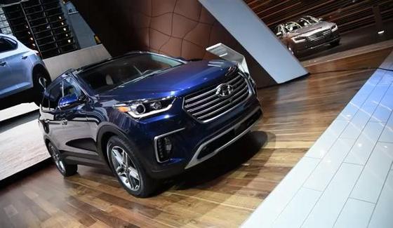 Hyundai Santa Fe - prezentacja na Chicago Auto Show