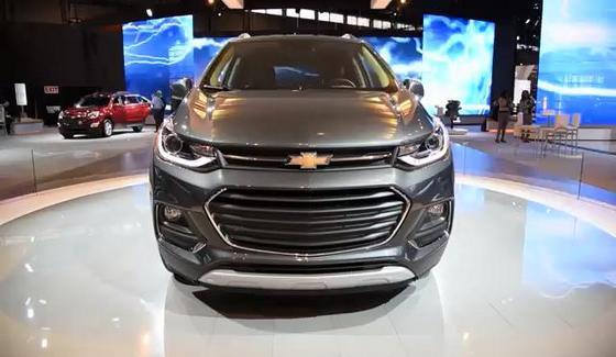 Chevrolet Trax debiutuje w Chicago