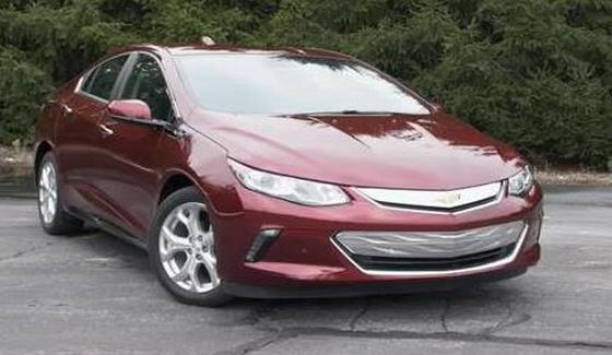 Chevrolet Volt - bliskie spojrzenie na nowy model