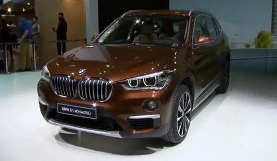 BMW X1 - debiut wyd�u�onej wersji