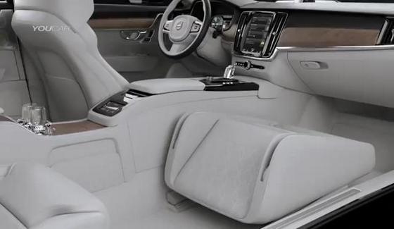 Volvo S90 Excellence - rzut okiem na wn�trze