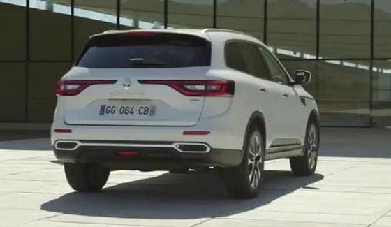 Renault Koleos w najmniejszych szczeg�ach