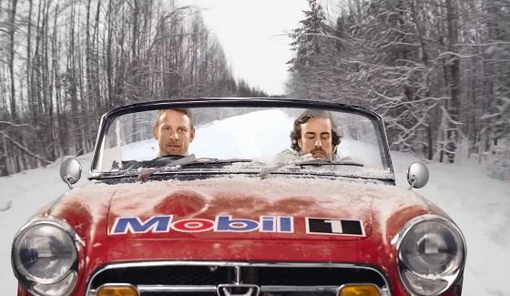 Alonso i Button w zabawnym spocie Mobil 1