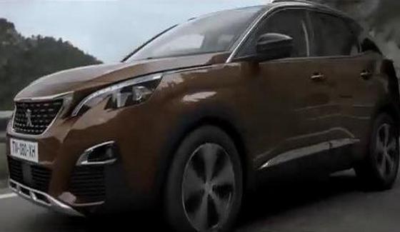 Peugeot 3008 w nowej ods�onie