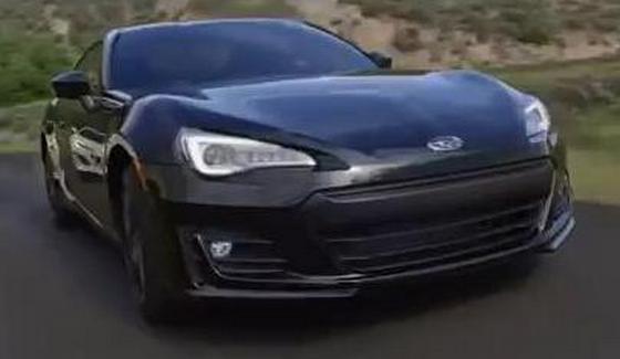 Subaru BRZ 2017 w pe�nej okaza�o�ci