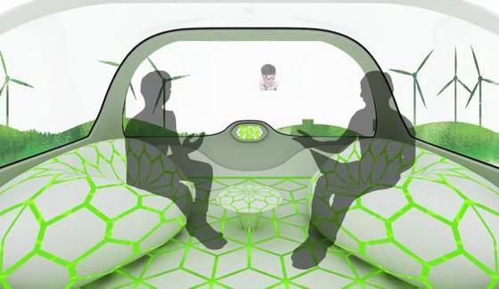 Renault SYEO - prezentacja pojazdu przysz�o�ci