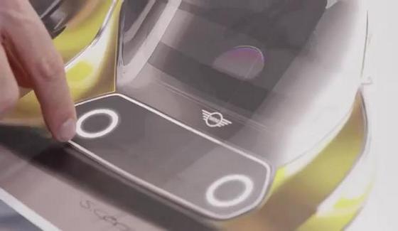 Mini Vision Next 100 - efektowny koncept