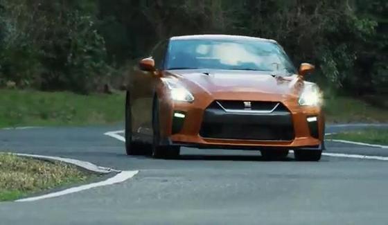 Nissan GT-R MY2017 - test drogowy najnowszej wersji