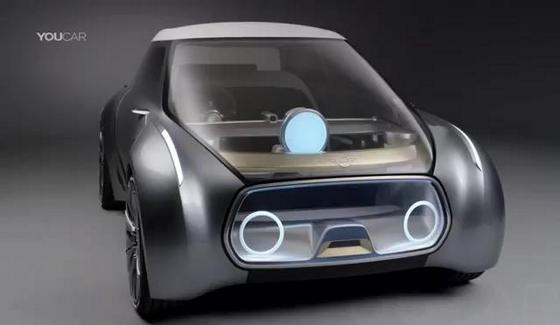 Mini Vision Next 100 - zapowied� przysz�o�ci marki