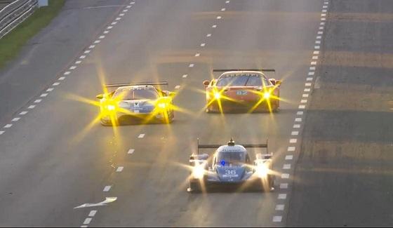 24h Le Mans 2016 - highlights