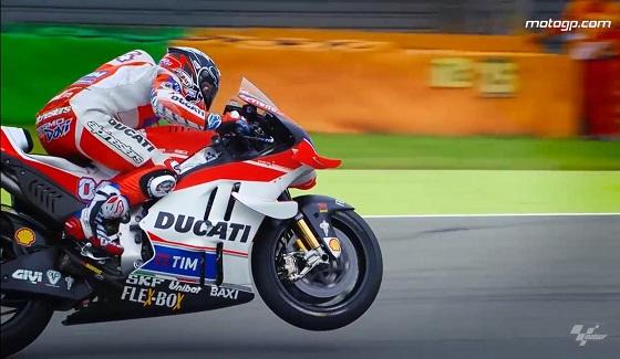 MotoGP - highlights z TT Assen 2016