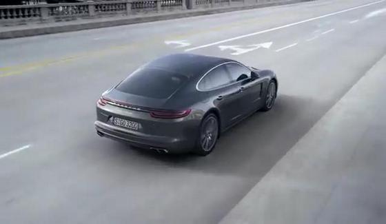 Porsche Panamera 2017 w pe�nej okaza�o�ci