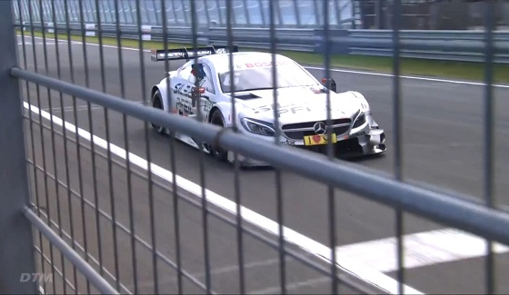 DTM - highlights z sobotniego wy�cigu na Zandvoort (5. runda sezonu 2016)